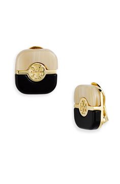 I mean, is there any easier way to look classically put together than two-tone Tory Burch earrings? (hint: there is not).