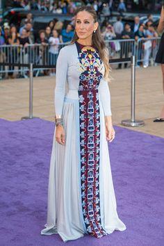 Looks de las famosas en la red carpet