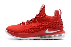 Buy Buy Now Nike LeBron 15 Low University Red/White Men's Basketball Shoes from Reliable Buy Now Nike LeBron 15 Low University Red/White Men's Basketball Shoes suppliers.Find Quality Buy Now Nike LeBron 15 Low University Red/White Men's Basketball Shoes a Kevin Durant Basketball Shoes, Lebron James Basketball, Kevin Durant Shoes, White Basketball Shoes, Men's Basketball, Nike Lebron, Lebron 17, New Jordans Shoes, Nike Shoes