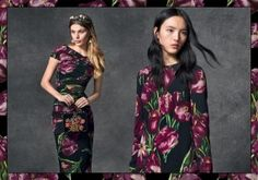 Dolce & Gabbana presents the Womenswear Collection for Fall Winter 2016…