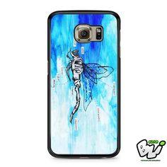Dragonfly Anatomy Samsung Galaxy S6 Case