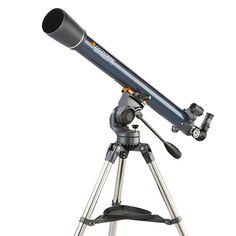 Celestron AstroMaster 70AZ Refractor Telescope, lo encontraras en: www.nuevasuiza2.com