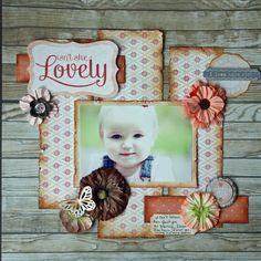 Isn't She Lovely / beautiful pattern neutrals background