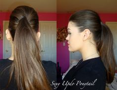 Sexy Ponytail Up-do  http://www.youtube.com/user/LasciviousMakeup?feature=guide
