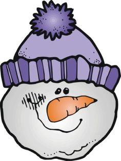 *SNOWMAN ~ head