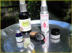 Homemade Beauty Recipes - including a wonderful peach lotion, strawberry moisturizer, kelp firming mask...