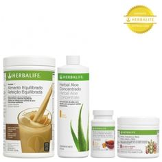 Pack Herbalife Avanzado Controlar Peso Herbalife Herbalife, Latte, White Chocolate Raspberry, Strawberry Delight, Mint, Weight Control, Lactose Free, Move Forward, Smoothie