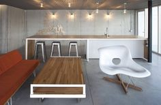 Photo Credit: Andrew Fabin, Matthew Hufft   Case Study V-leg Daybed   http://modernica.net/case-study-daybeds.html