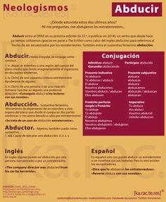Neologismos   Abducir   http://maskaracteres.com/