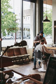 Barber shop by campbell | Stocksy United