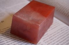 Blood and Milk Soap