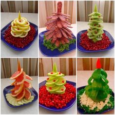 How to DIY Edible Christmas Tree Platter | www.FabArtDIY.com