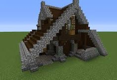 Keralis on YouTube has done a tutorial for this it s called the Fantasy House Minecraft small house Minecraft medieval Minecraft medieval house