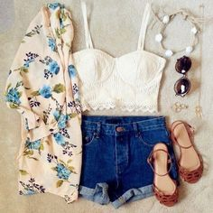 Perfect festival outfit