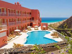 Traumblickwohnung in #Costa Calma in vorderster Meeresreihe in #Fuerteventura