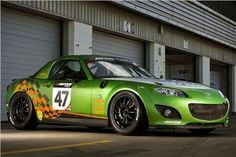 Mazda MX-5 GT to Take on Supercars in British GT Championship | Motoring News | Honest John