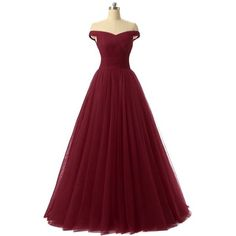 Prom Gown,Pretty Off Shoulder Burgundy Prom Dresses Evening Gowns,Burgundy Formal Dresses, Burgundy Prom Dresses