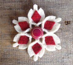 Snowflake Pin | Jody Bishel | Flickr