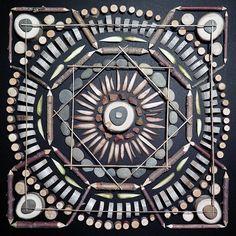 Mandala Mosaic Series : Utah Native Elements. | Flickr - Photo Sharing!