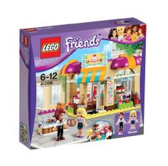 Jeu de Construction - La Boulangerie de Heartlake City de Lego Friends,