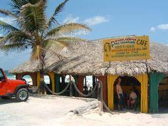 Paradise Cafe Bob Marley Bars in Cozumel