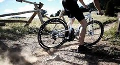 The revolutionary airless mountain bike tyres that are not only puncture proof but could even help you go faster.