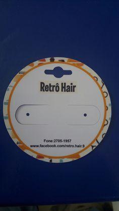 Cartela para brincos redonda 5cm. Visite nossa loja www.jotacriacoes.com