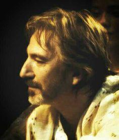 """Alan Rickman - from the 1998 play """"Antony and Cleopatra"""""""