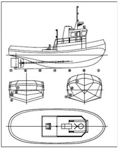 example of model boat plan