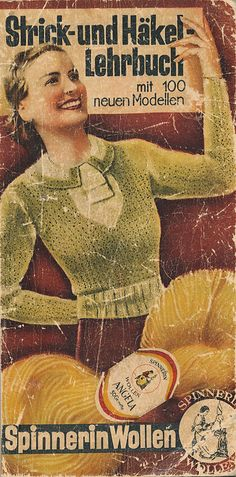 Spinnerin_001 by Fashionscan_Spinnerin, via Flickr