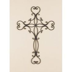 We needed a cross in our home and I found this beautiful one on Pinterest.  I ordered it and it looks beautiful on the wall going from the living room down to our bedrooms.  A great reminder to say a prayer of thanks every time I pass it =)