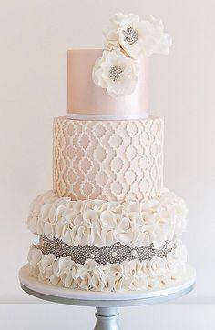 Three Tier Cake Ideas