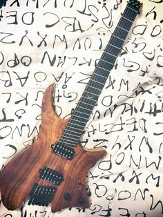 Boden OS Plini Guitar Pics, Guitar Amp, Cool Guitar, Signature Guitar, Unique Guitars, Guitar Collection, Beautiful Guitars, Electric Guitars, Music Instruments