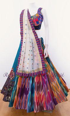 choli-Raas The Global Desi-[chaniya_choli]-[chaniya_choli_for_garba]-[chaniyacholi]-[chaniyacholi]-[chaniya_choli_online_usa]-Raas The Global Desi Indian Gowns Dresses, Indian Fashion Dresses, Dress Indian Style, Indian Designer Outfits, Indian Outfits, Designer Dresses, Garba Dress, Navratri Dress, Lehnga Dress