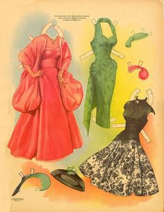 loretta young paper dolls - Bing Images