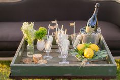 Casual Natural Wedding Inspiration - Rustic Wedding Chic