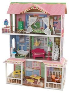 KidKraft® Sweet Savannah Dollhouse