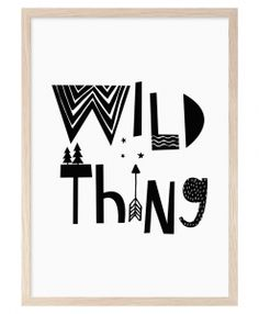 Wild thing Mini Learners