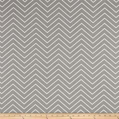 Premier Prints  Chevron Indoor/Outdoor Light Grey - Discount Designer Fabric -  Fabric.com