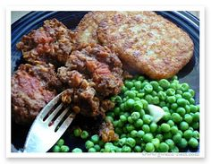 """This IS the best meatloaf recipe ever…according to my son. """"The kids in my class were CRAZY…they didn't LIKE meatloaf! I couldn't believe it. I guess it's just because they had cafeteria meatloaf."""" I'm generally not a fan of tooting-my-own-horn, but the other suggestion for a title was 'meat muffins'…and that just didn't sound appetizing....Read More »"""