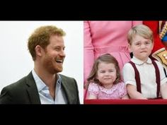 What Prince Harry really thinks of Prince George and Charlotte ?