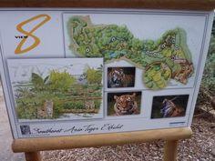 San Diego Zoo Safari Park Tiger Trail (Version 2.1) San Diego Zoo, Southeast Asia, Safari, Trail, Park, Design, Projects, Parks, Design Comics