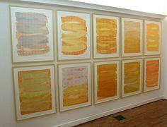 Wernher Bouwens | artist lithograph silkscreen printer Contemporary Printmaking, Contemporary Art, Screen Printing, Printer, Lettering, Silk, Type, Artist, Pattern