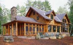 Bensonwood Timberframe Home
