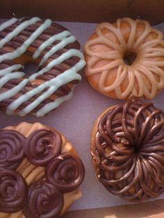 Beyond Glaze doughnuts. Amazing gourmet breakfast place