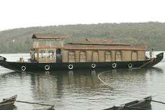 MTDC Tarkarli House Boat - Sindhudurg - Maharashtra