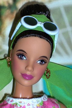 Lilly Pulitzer Barbie by The Doll Cafe, via Flickr