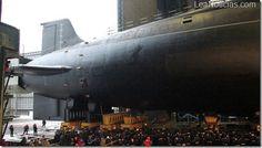 Rusia inició las pruebas de su nuevo submarino nuclear con misiles intercontinentales - http://www.leanoticias.com/2013/01/21/rusia-inicio-las-pruebas-de-su-nuevo-submarino-nuclear-con-misiles-intercontinentales/