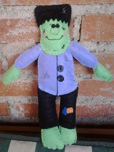 Los mundos de Esthercita: Frankenstein