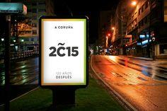 A CORUÑA 2015 - 120 AÑOS DESPUÉS #creatividad #branding #publicidad #picasso